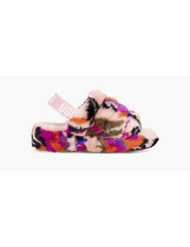 Fluff Yeah Motlee Chaussons by Ugg