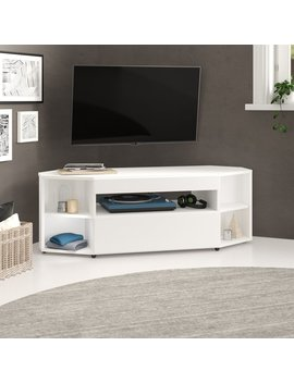 Chelsey Corner Tv Stand For T Vs Up To 50 Inches by Zipcode Design