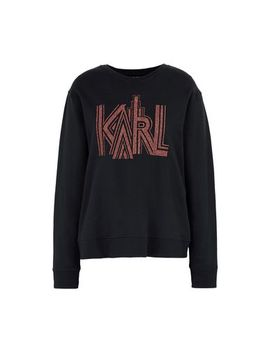 Sweat Shirt by Karl Lagerfeld