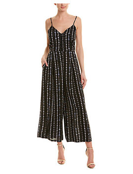 If By Sea V Neck Jumpsuit by If By Sea