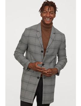 Károvaný Kabát by H&M