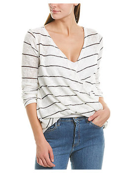 Aiden V Neck Blouse by Aiden