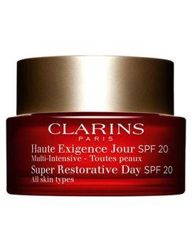 Clarins Super Restorative Day Spf20 50ml by Clarins
