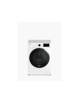 Beko Aqua Tech Wy940 P44 Ew Freestanding Washing Machine, 9kg Load, A+++ Energy Rating, 1400rpm Spin, White by Beko