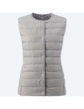 Women Ultra Light Down Compact Vest  (52) by Uniqlo