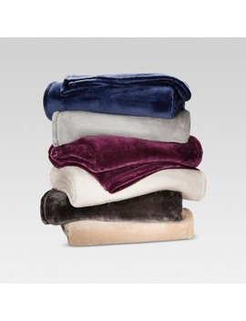 Microplush Bed Blanket   Threshold™ by Shop This Collection