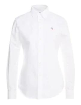Oxford Kendal Slim Fit   Overhemdblouse by Polo Ralph Lauren