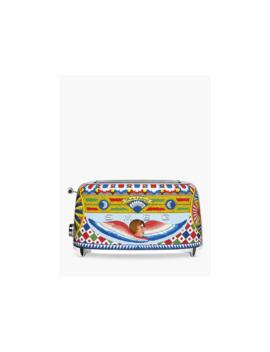Smeg Dolce & Gabbana Tsf02 D&G 4 Slice 2  Slot Toaster by Smeg
