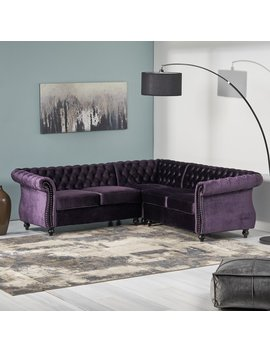 Firth Symmetrical Sectional by House Of Hampton