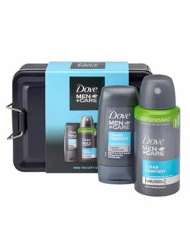 Dove Men Care Mini Tin Giftset by Superdrug