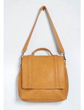 Chic Is The Word Convertible Backpack by Modcloth