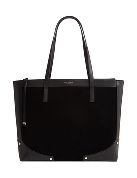 Arriah Leather Tote by Ted Baker London