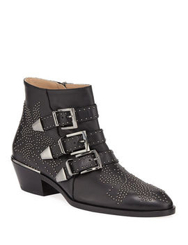 Chloe Suzanna 30 Mm Bootie by Chloe