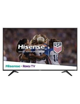 "Hisense 50"" 4 K Uhd Roku With Hdr   50 R6040 E by Hisense"
