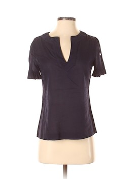 Short Sleeve Blouse by Tory Burch