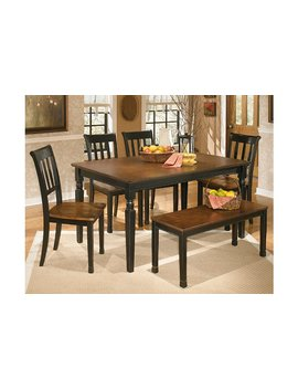 Owingsville 6 Piece Dining Set by Ashley Homestore