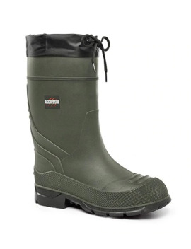 Men's Insulated Rubber Boots by Aggressor