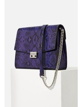 As If Crossbody Bag by Justfab