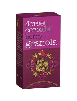 Dorset Cereals Berry Granola 550g by Woolworths