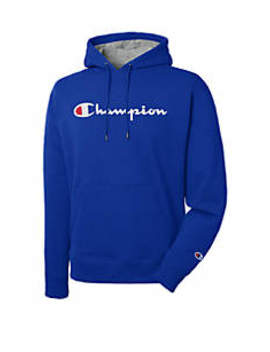 Graphic Logo Hoodie by Champion