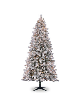 7.5ft. Pre Lit Vermont Pine Artificial Christmas Tree, Clear Lights By Ashland® by Ashland