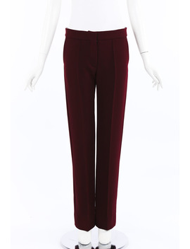 Straight Leg Pants by Victoria Beckham
