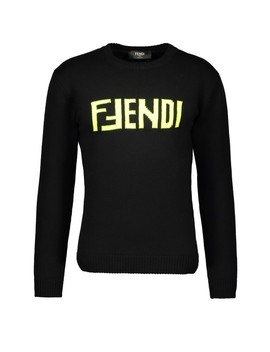 Fendi Wool Jumper by Fendi