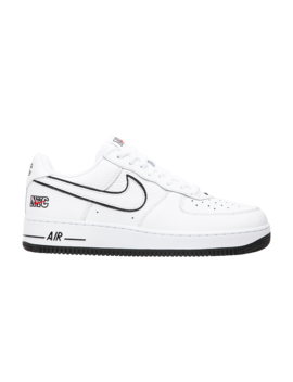 Air Force 1 Low Retro 'ivory Snake' by Brand Nike