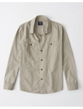 Utility Shirt by Abercrombie & Fitch