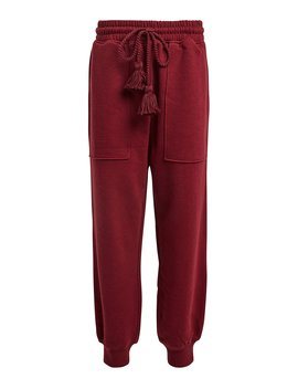 Charley Knit Cotton Joggers by Ulla Johnson