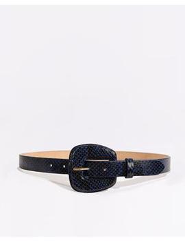 Elsy Belt by Veronica Beard