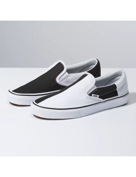 Mega Checker Slip On by Vans