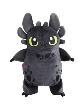 X Dream Works® How To Train Your Dragon™ Toothless 2 In 1 Stuffed Animal Hoodie by Cubcoats