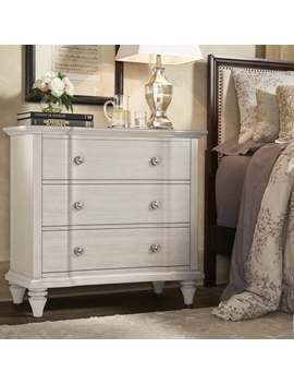 Copper Grove Lausick Antique French Chest   Antique Grey Wash by Copper Grove