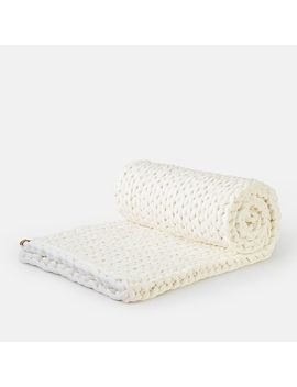 Bearaby Tencel™ Weighted Blanket by West Elm