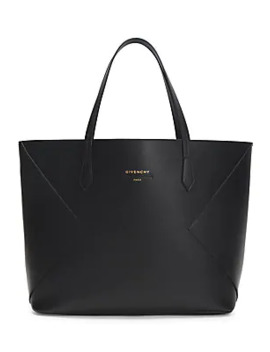 Wing Leather Tote Bag by Givenchy