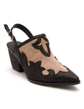 Black Long Road Slingback   Women by Coconuts By Matisse