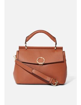 Came To Conquer Satchel by Justfab