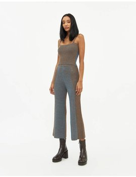 Knit Pleated Tank by Eckhaus Lattaeckhaus Latta
