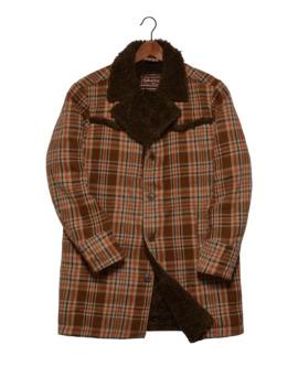Vintage Marlboro Classics Wool Long Coat by Vintage  ×  Marlboro  ×  Marlboro Classics  ×