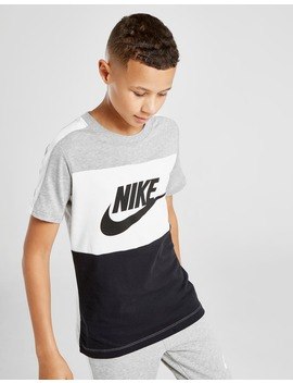 Nike Hybrid T Shirt Junior by Jd Sports