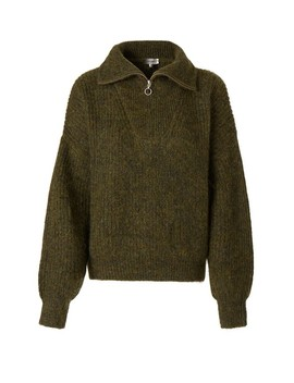 Zyclan Zipped Sweater by Isabel Marant