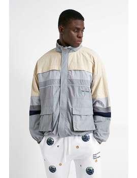 Nolan Apparel Sewing Club Grey & Yellow Jacket by Nolan