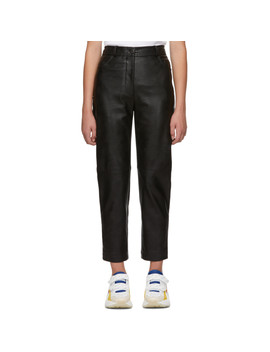 Pantalon Noir Skin Free Skin by Stella Mccartney