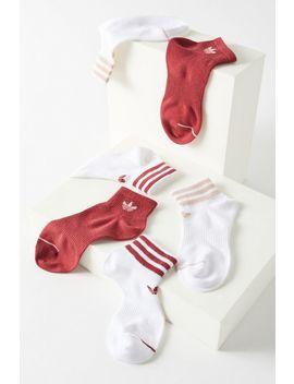 Adidas Originals Uo Exclusive Quarter Sock 3 Pack by Adidas