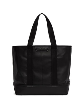 Black Lupary Shopping Tote by Diesel