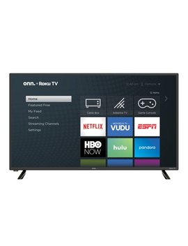 "Onn. 40"" Class Fhd (1080 P) Roku Smart Led Tv (100005842) by Onn."