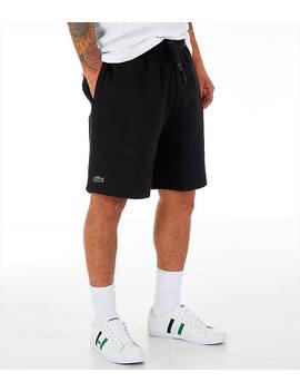 Men's Lacoste Fleece Shorts by Lacoste