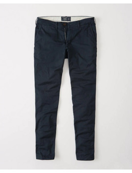 Super Skinny Chinos by Abercrombie & Fitch