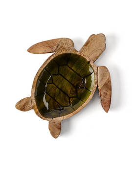 Sea Turtle Serving Platter by Uncommon Goods